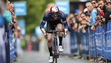 Clancy posts emotional cycling win in Tour