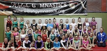 Talent identification and master-classes with Beth Tweddle