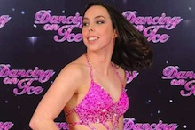 Liverpool's Dancing On Ice star Beth Tweddle on being cool under pressure