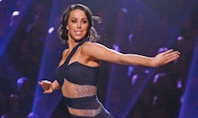 Beth Tweddle crowned Dancing on Ice champion after 'electric' Bolero