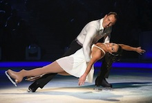Dancing On Ice 2014: Beth Tweddle wows Jason Gardiner with 'beautiful' performance