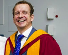 Professor Greg Whyte amongst Top 10 UK Communicator Scientists