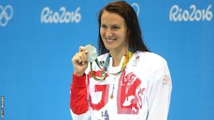 Jazz Carlin: Double Olympic silver medallist retires from swimming aged 28