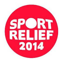 Beth Tweddle sees Sport Relief cash in action