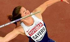 Ex-Great Britain Javelin star Goldie Sayers to learn whether bronze medal from 2008 Beijing Olympics is to be granted after losing out to Russian drugs cheat Mariya Abakumova