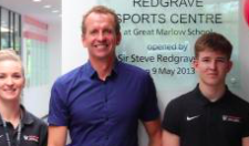 Olympian Greg Whyte takes centre stage at Redgrave Sports Centre's 5th anniversary