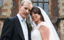 Exclusive! Beth Tweddle shares all the exciting details about her star-studded wedding day