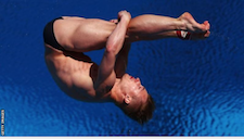 Jack Laugher named European male diver of the year for 2018