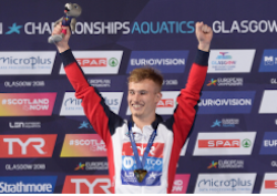 Laugher named 2018 Male European Diver of the Year as LEN Award winners announced
