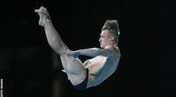 Jack Laugher: English diver wins 3m springboard World Cup bronze in China