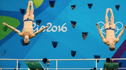 Rio Olympics 2016: Jack Laugher and Chris Mears win historic diving gold