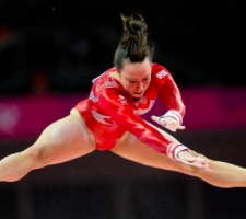 Tweddle backs Liverpool's bid for World Gymnastics Championships
