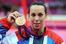 Team GB Exclusive: Tweddle excited by current state of British gymnastics