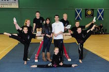 Beth launches new gymnastics initiative