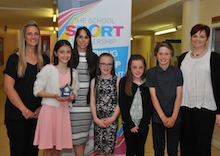 Youngsters meet Olympic star Beth
