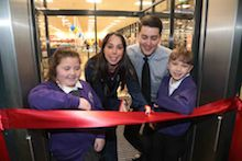 Beth opens new Aldi store in Broughton