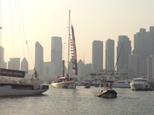Clipper Round the World Race: Best Experience Of My Life