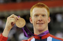 Ed in Great Britain squad for Track World Championships