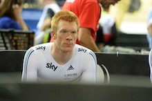Ed requires back surgery and is out of Track World Cup