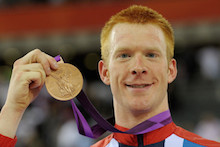 Ed tells of his Olympic Dream