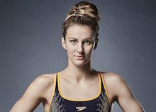 Champion Swimmer Jazz On Food, Fitness And The Best Anti-Chlorine Shampoo