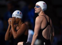 Jazz Carlin breaks British Record in Women's 800 free