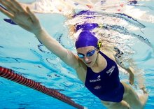 Jazz Carlin: Welsh swimmer mulling over coaching options