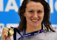 British Swimming Championships: Carlin sets stunning Welsh record