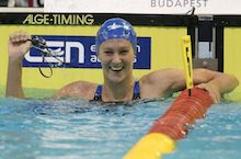 Swimming legend Becky Adlington backs Jazz to shine on Olympics debut in Rio