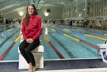 Yakult supports Swindon and British swimming champ Jazz