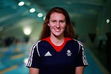 Olympic bound Jazz named in GB squad for the LEN European Championships