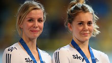 Track Cycling World Championships: Jess Varnish admits she feared career was over