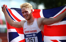 Jonnie Peacock: Paralympian looking to improve starts