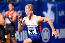 Jonnie storms to victory at England Athletics Disability Championships