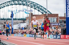 British Blade Runner Jonnie to face US rival at Newcastle Great North CityGames