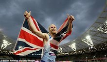 Jonnie Peacock storms to gold at Para Athletics Championships on another golden day for Great Britain