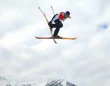 Teenage skiier Katie Summerhayes narrowly misses out on a medal at the Winter Olympics