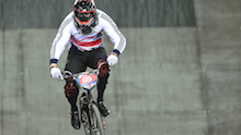 Liam leads BMX Supercross World Cup standings