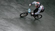 Liam makes history with BMX Supercross World Cup title