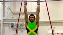 World Gymnastics: Reiss Beckford chases Olympic dream for Jamaica