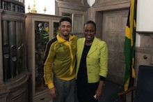 Reiss Seeks To Create History For Jamaica