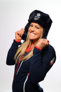 Ski star Chemmy Alcott says 'Snow-Camp charity is changing lives of disadvantaged Londoners'