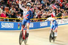 Yorkshire's Ed Clancy and Charlie Tanfield strike gold for Britain