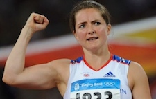 Olympic champ Goldie Sayers will be guest speaker at Ely SportsAid event