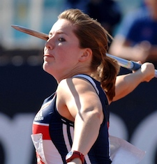 Ely's javelin champ Goldie Sayers will finally get bronze medal 10 years since Beijing Olympics
