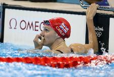 Wiltshire swimmer Jazz Carlin fourth fastest for 800m freestyle final at Commonwealth Games